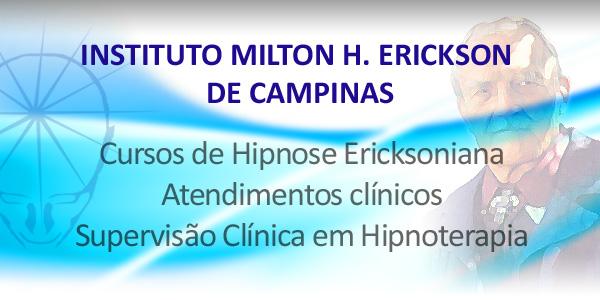 Instituto Milton H. Erickson de Campinas - Hipnose Clínica